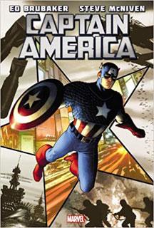 Captain America Volume 1 TP - USED