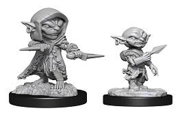 Pathfinder Battles Deep Cuts Unpainted Miniatures Wave 13: Goblin Male Rogue