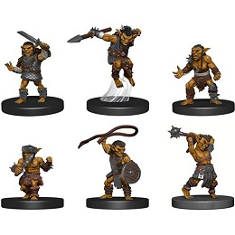 Dungeons and Dragons Icons of the Realms: Goblin Warband