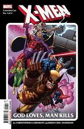 X-Men Extended Cut: God Loves, Man Kills no. 1 (1 of 2) (2020 Series)