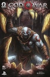 God of War: Fallen God no. 3 (2021 Series)