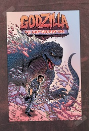 Godzilla: The Half Century War HC