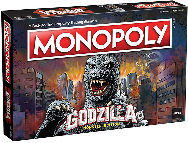 Monopoly: Godzilla