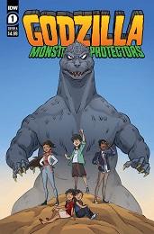 Godzilla: Monsters and Protectors no. 1 (2021 Series)