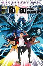 Go Go Power Rangers no. 30 (2017 Series)