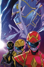 Go Go Power Rangers no. 32 (2017 Series)