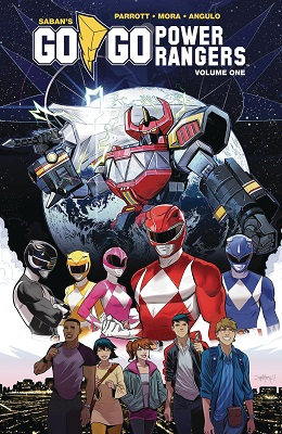 Go Go Power Rangers: Volume 1 TP