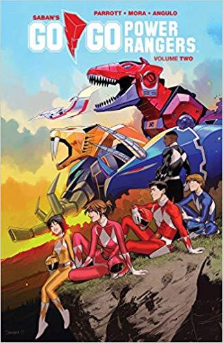 Go Go Power Rangers: Volume 2 TP