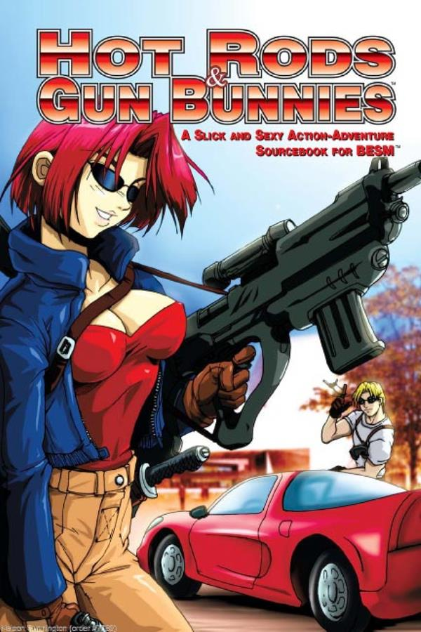 BESM: Hot Rods and Gun Bunnies - Used
