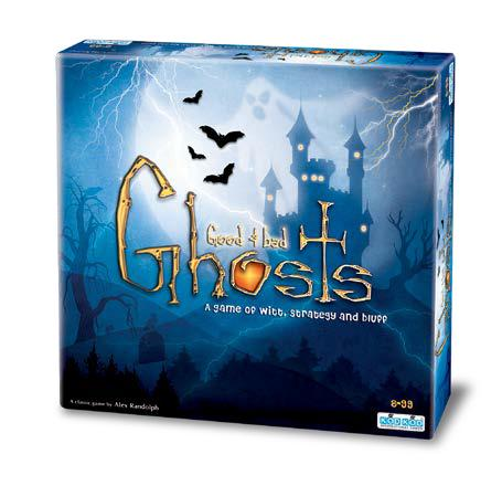Good and Bad Ghosts Board Game