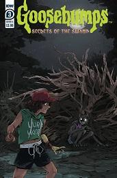 Goosebumps: Secrets of the Swamp no. 3 (2020 Series)