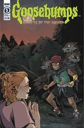 Goosebumps: Secrets of the Swamp no. 5 (2020 Series)