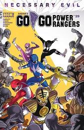 Go Go Power Rangers no. 29 (2017 Series)