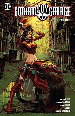 Gotham City Garage: Volume 1 TP