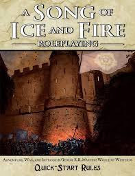 A Song of Ice And Fire Roleplaying Quick Start Rules - Used