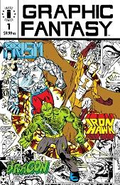 Graphic Fantasy no. 1 (1982 Series) (MR) (Facsimile)