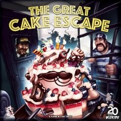 The Great Cake Escape Board Game