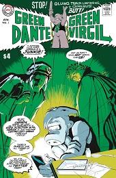 Green Dante Green Virgil (2020) (One-Shot)