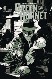 Green Hornet no. 1 (2020 Series)