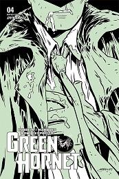 Green Hornet no. 4 (2020 Series) (B Cover)