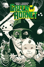 Green Hornet no. 5 (2020 Series)