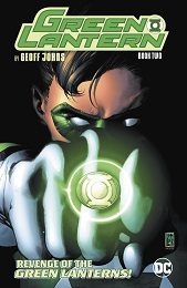 Green Lantern by Geoff Johns Book 2 TP