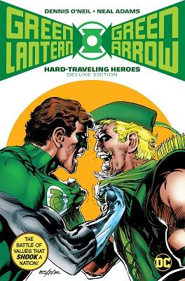 Green Lantern Green Arrow: Hard Traveling Heroes HC