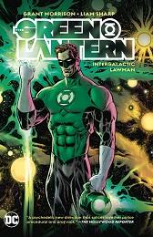 Green Lantern Volume 1: Intergalactic Lawman TP