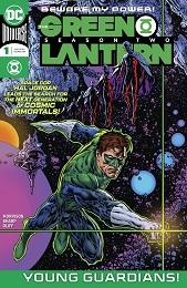 Green Lantern Season 2 no. 1 (2020 Series)