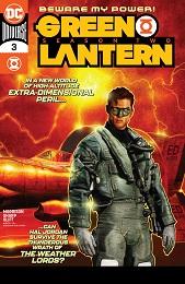 Green Lantern Season 2 no. 3 (2020 Series)