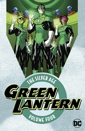 Green Lantern: The Silver Age Volume 4 TP
