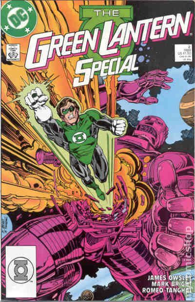 Green Lantern Special no. 2 - Used