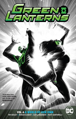 Green Lanterns: Volume 6: A World of our Own TP
