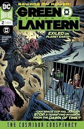 Green Lantern Season 2 no. 2 (2020 Series)