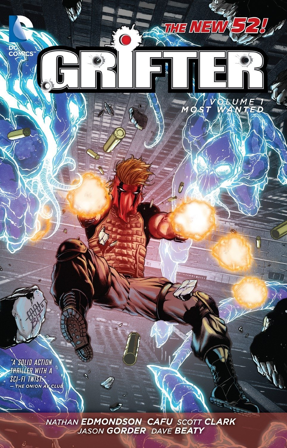 Grifter: Volume 1: Most Wanted TP - Used