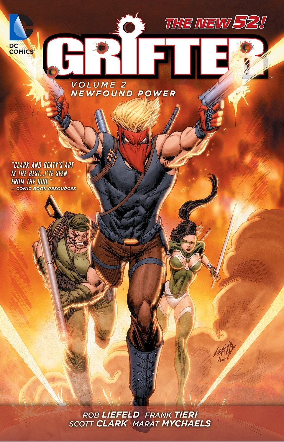Grifter: Volume 2: Newfound Power TP - Used