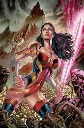 Grimm Fairy Tales no. 45 (2016 Series)