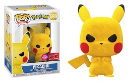 Funko POP: Games: Pokemon Season 3: Grumpy Pikachu