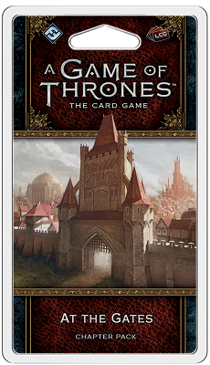 A Game of Thrones LCG: At The Gates Expansion