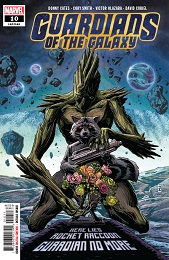Guardians of the Galaxy no. 10 (2019 Series)