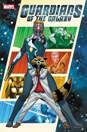 Guardians of the Galaxy no. 1 (2020 Series)