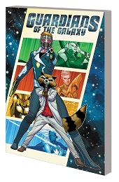 Guardians of the Galaxy Volume 1: Then Its Us TP