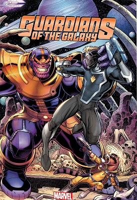Guardians of the Galaxy: Volume 5 HC (2015 Series)