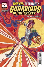 Guardians of the Galaxy no. 7 (2020 Series)