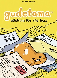 Gudetama: Adulting for the Lazy HC