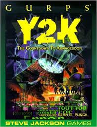 Gurps : Y2K - Used
