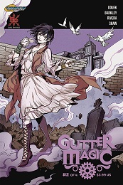 Gutter Magic no. 2 (2019 Series)