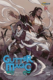 Gutter Magic: Smoke and Mirrors no. 1 (2020 Series)