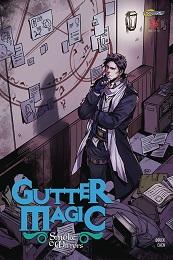 Gutter Magic: Smoke and Mirrors no. 2 (2020 Series)