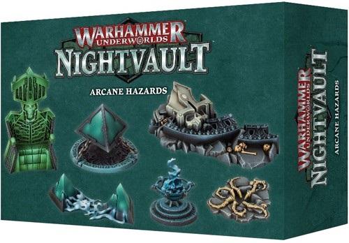 Warhammer Underworlds: Nightvault: Arcane Hazards